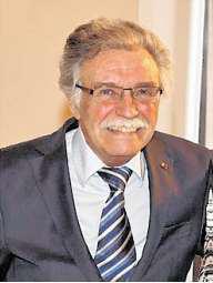 Jurgen Pfarr Chorleiter Des Pcw Polizeichor Wurzburg